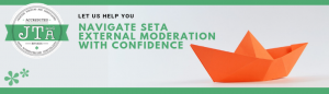 Navigating SETA External Moderation with Confidence