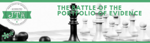 The Battle of the Portfolio of Evidence