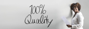 your quality policy